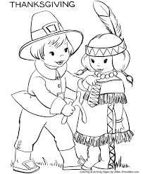 Pilgrim Pictures To Color For Thanksgiving Bible Printables