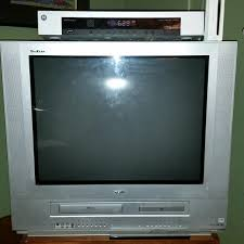 Best Rca Tru Flat Tv 23in With Built In Vhs And Dvd Player for sale in Metairie, Louisiana 2019
