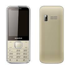 <b>Сотовый телефон Maxvi</b> X850 Gold - Агрономоff