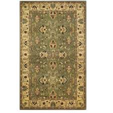 Small Picture Home Decorators Collection Rochelle Green 8 ft x 11 ft Area Rug