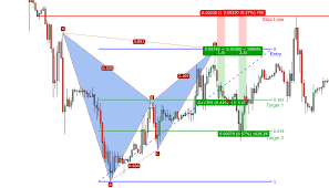 Trading Chart Patterns Bat Pattern How To Draw And Trade This Harmonic Figure