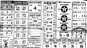 Local Matka Paper Chart Www Bedowntowndaytona Com