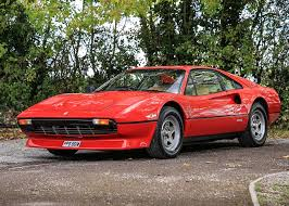 It is a 2 owner car and was imported into california. Ref 89 1981 Ferrari 308 Gtbi Classic Sports Car Auctioneers