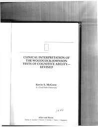 pdf an examination and parison of the revisions of the wechsler intelligence scale for children