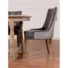 dining room winning genuine leather chairs design brown uk real for white dining room with