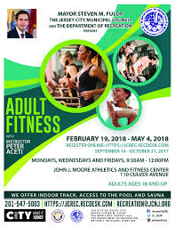 Adult & Senior Activities - City Of Jersey City