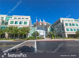 cupertino apple office. Apple HQ Cupertino Royalty-Free Stock Picture Office
