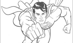 Small Picture Coloring Pages Delightful Superman Color Sheet Coloring Pages