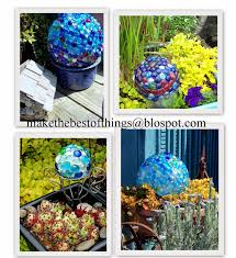 Easy Things To Make Mesmerizing Make The Best Of Things Diy Garden Art Super Easy