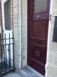 Exterior door casing Wood Enter Image Description Here Stack Exchange Diy How To Replace Exterior Door Casing In Old House Home