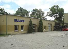 Engineering Design Center Warszawa Warsaw Service Center Sulzer