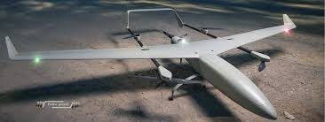 Fixed Wing Drone Design Vtol Fixed Wing Drone Was To Offer A Highly Capable