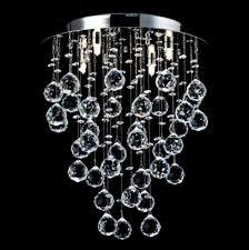 Casa Padrino Modern Decken Kristall Kronleuchter Nickel 35 X H 43 Cm Antik Stil Möbel Lüster Leuchter Hängeleuchte Hängelampe