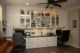 Custom Home Office Designs