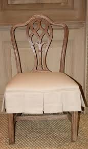 Dining Room Chair Seat Slipcovers 1000 Ideas About Dining Chair Seat Covers On Pinterest Chair
