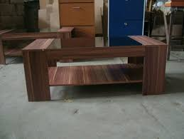 particle wood furniture. Wooden Furniture High Gloss Coffee Table Particle Board PB Modern Wood