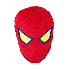 Man Shaped Pillow The Amazing Spider Man Shaped Cushion Kids Stuffed Bed Room Plush