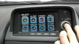 Nissan Skyline R34 GT-R V-Spec MFD.mp4 - YouTube