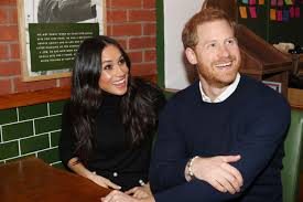 Prince Harry and Meghan Markle Love In-N-Out Fast Food