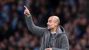 Manchester City-Trainer Pep Guardiola: