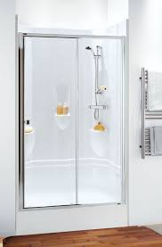 a coram self contained shower cabin is guaranteed leak free