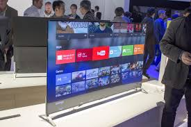 sony tv android. hands on: sony bravia tv with android tv! tv