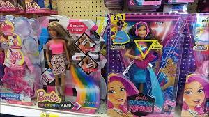 Barbie Vending Machine Walmart Stunning DOLLS AISLE SUPER TARGET STORE Inc BARBIE FLUTTERBYE MONSTER