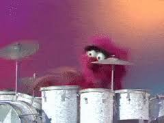 animal muppet drums gif. Delighful Gif Buddy Rich Muppets Drums Jazz Solo Drum Animal Muppet GIF With Animal Muppet Drums Gif U