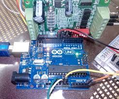 arduino uno tb6560 stepper motor driver 3 steps