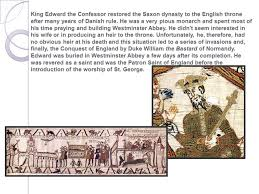 the development of feudalism in western civilization ppt video  king edward the confessor restored the saxon dynasty to the english throne after many years of