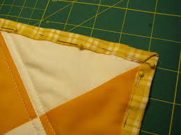 Easiest Way To Bind A Quilt | Chandelier.sickchickchic.com & Easiest Way To Bind A Quilt #4 The Easiest Cheat For Binding A Quilt Adamdwight.com
