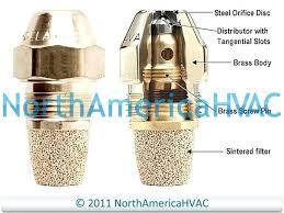 Oil Burner Pump Pressure Chart Oil Burner Nozzle