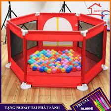 Lều bóng, quây bóng cho bé tặng kèm theo bóng, đồ chơi cho bé yêu, bảo hành  6 tháng, lỗi đổi mới trong 7 ngày đầu giá cạnh tranh