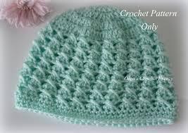 Baby Beanie Crochet Pattern 3 6 Months Custom Design Ideas