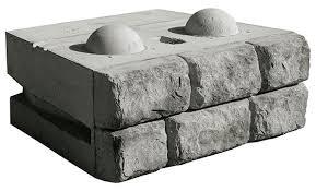 precast concrete redi rock retaining