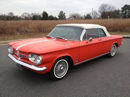 1962 Corvair Monza 900 | 1962 Chevrolet Corvair Monza 900 Spyder ...