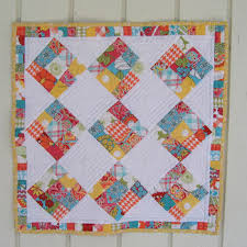 SMS Block-Along Week 1: Three 9-Patch Variations | Sew Mama Sew & Crazy 9-Patch Adamdwight.com