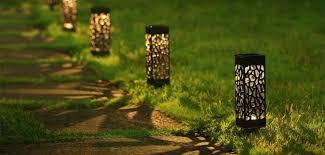 garden path lights. Magfit Solar Path Lights LED For Garden