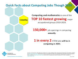 Computer Science Major Jobs A National Crisis The State Of Computer Science And Information Techn
