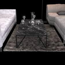 sofa natuzzi volo 2821 3d model max obj mtl