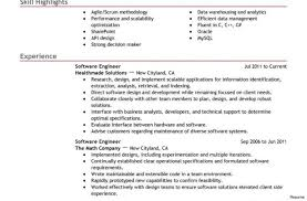 Resume Detail Profile Section Resume Samples Great Unusual Interesting Profile Section Of Resume