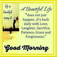 Good Morning Greetings Quotes Best of Good Morning Quote Me Pinterest Blessings Wisdom And Blessed