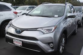 Nuevo 2018 Toyota RAV4 Hybrid Limited Sport Utility in San Jose ...