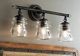 industrial bathroom vanity lighting. Industrial Bathroom Light Lovely Vanity Lighting Distinguish Your Style Shades Of Fixture Charming I