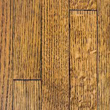 mullican flooring mullican 2 25 in w prefinished oak hardwood flooring antique gunstock
