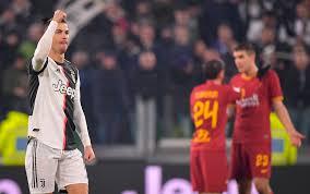 Juventus Roma 3-1: gol di Ronaldo, Bentancur e Bonucci ...