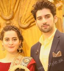 aiman khan muneeb butt engagement aiman khan and muneeb butt pictures