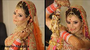 real asian bridal makeup simple and subtle look plete hair and makeup