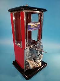 Vintage Peanut Vending Machine Unique 48 VINTAGE ANTIQUE Master Gumball Peanut Vending Machine 4848
