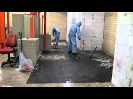asbestos tileastic removal with foamshield